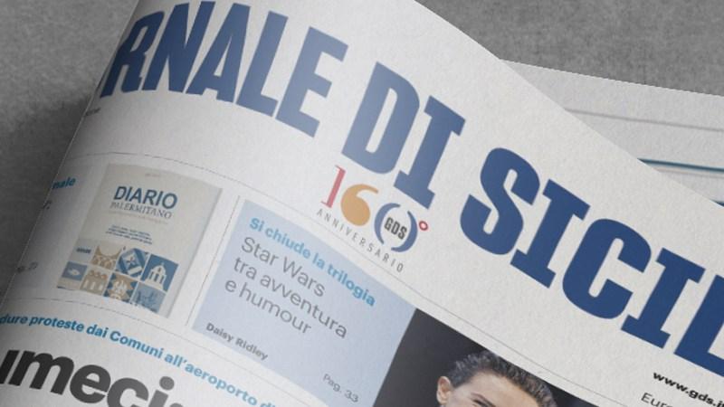 """Confartigianato Sicilia sulla vertenza del Giornale di Sicilia """"I giornalisti vanno difesi, protetti e tutelati"""""""