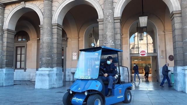 Palermo, Operazione RAILPOL- Rail Action Day 24Blue:  la Polizia di Stato esegue controlli a tappeto nelle stazioni siciliane.