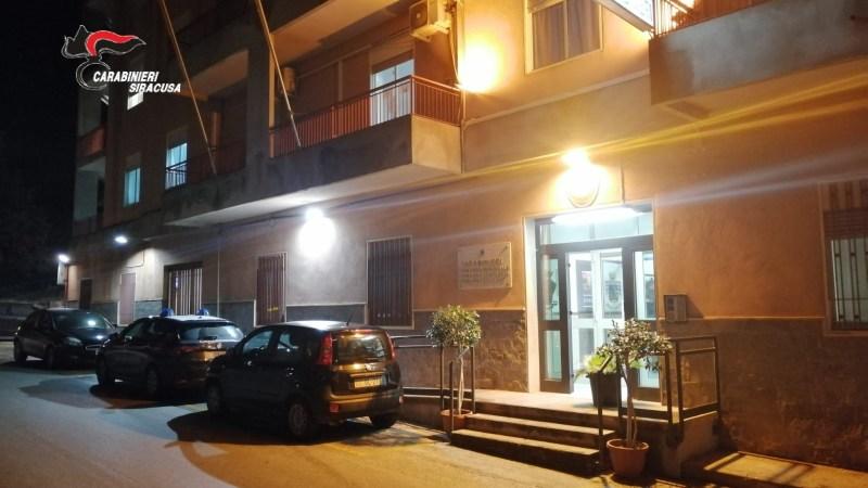 Siracusa, evade dai domiciliari, arrestato dai carabinieri