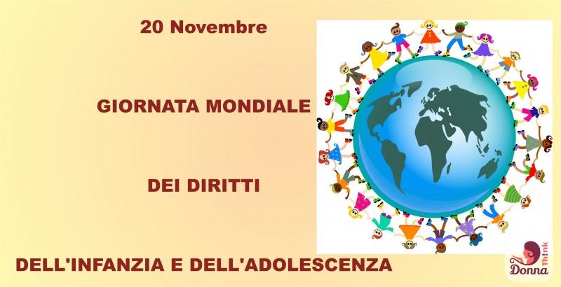 Domani 20 novembre Giornata Mondiale dell'Infanzia e dell'Adolescenza. Convegni on line a Catania,  Ragusa, Vittoria