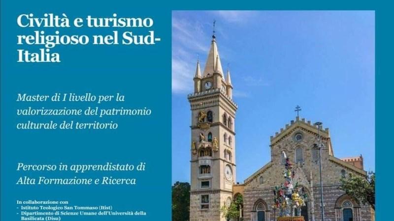 """Messina,""""Civiltà e Turismo Religioso nel Sud Italia"""", Dicam dell' Università di Messina concluso il percorso del Master"""