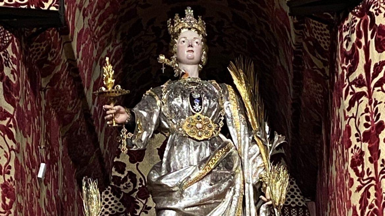 Siracusa, domani la Festa delle Reliquie di Santa Lucia