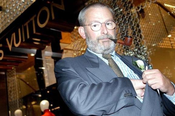 Дизайнер в пятом поколении: скончался известный модельер Патрик-Луи Виттон