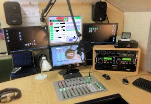 D&R Broadcast Mixing consoles