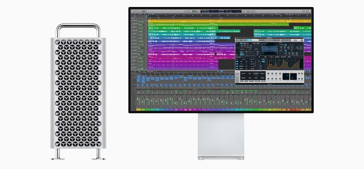 Apple Logic, digital audio workstation software
