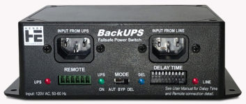 Henry Engineering, BackUPS, UPS controller