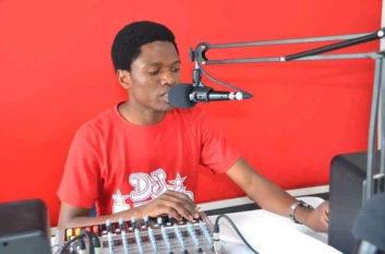 Joseph Mulekwa, Africa radio