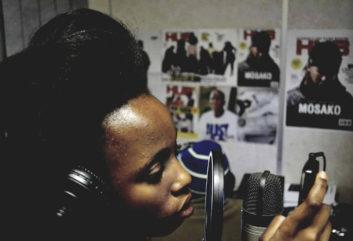 Yandile Nuku, Africa radio
