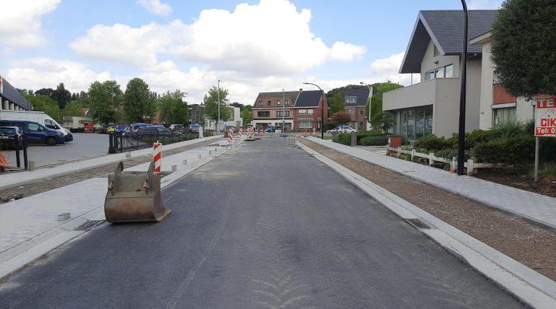 Schanslaan in Borsbeek pas open tegen 1 september