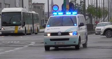 Politie zorgt voor een niet zo happy end in Berchem