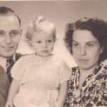 De wekelijkse column over de jeugdjaren Diane Van Rillaer. Familie van familie deel 2