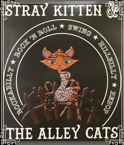 In de kijker : Stray Kitten and The Alleycats