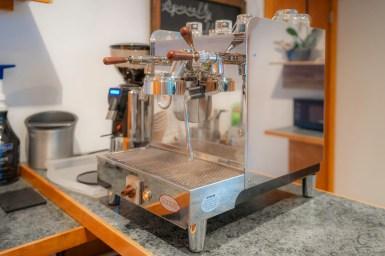 Cappuccino or Latte