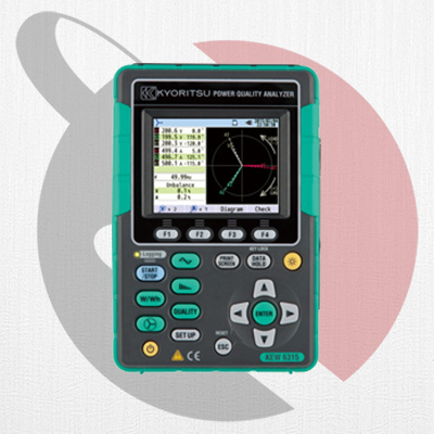 power quality analyzer kyoritsu 6315