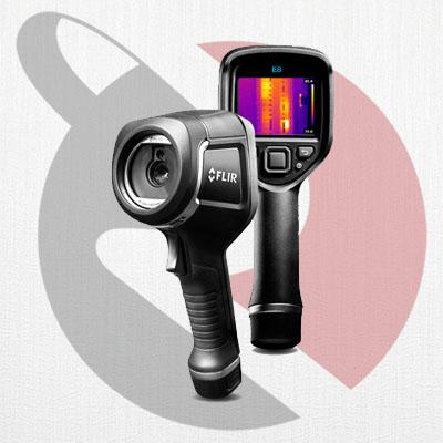 harga infrared camera flir e8