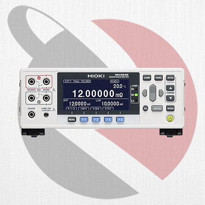 hioki rm3545 resistance meter