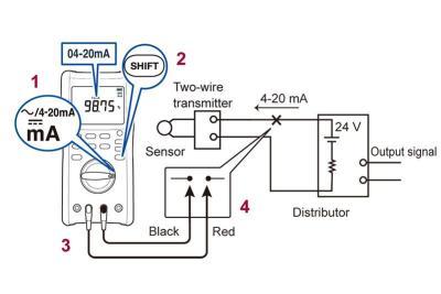 cara-menggunakan-digital-multimeter-dt4282-arus-dc-4-sampa-20-ma