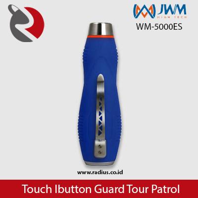 harga jwm WM-5000ES guard tour patrol