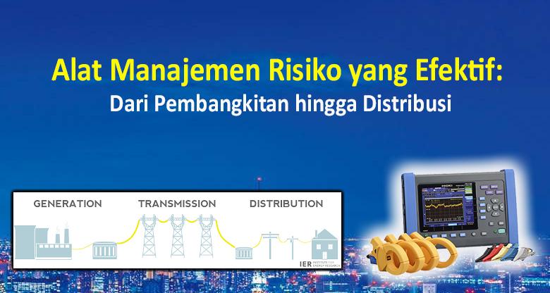 alat manajemen risiko yang efektif, power quality analyzer hioki pq3198