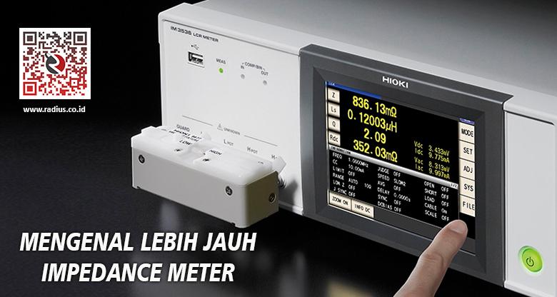apa itu impedance meter