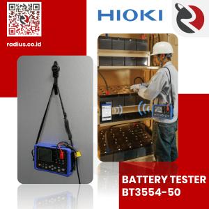 jual battery tester hioki bt3554-50