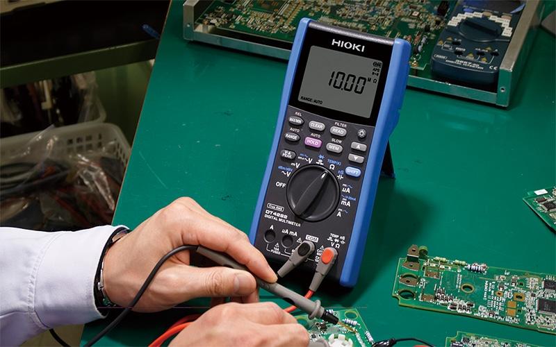 cara mengukur resistansi atau hambatan listrik