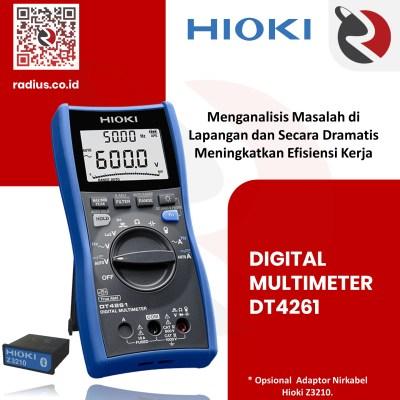 Harga Hioki DT4261