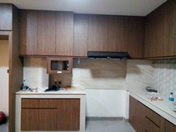 Kitchen Set minimalis murah