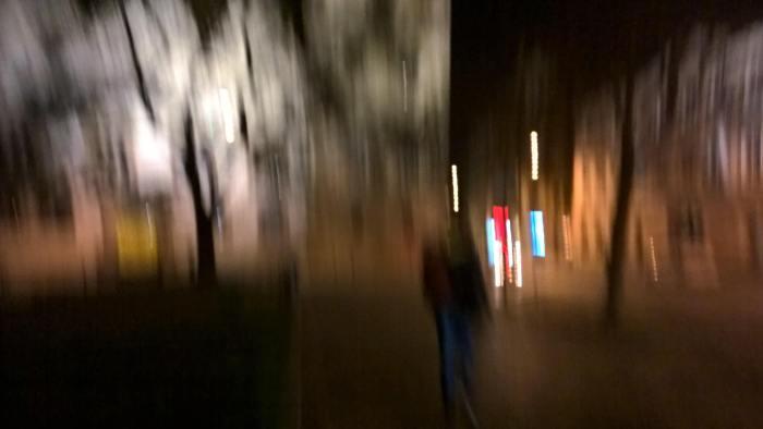 Abstract City Photography by Radka Zimova King