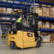 CAT electric forklifts - Radnes Services Ltd