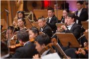 Ziua 1: Orchestra Simfonică din Shenzhen, China - foto: Alexandru Dolea
