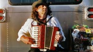 Radoslav Lorkovic Red Accordion and Airstream