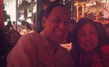Parentals in Paris (Las Vegas) lol