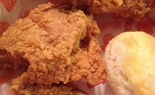ZOMG. Chikin. Good. #Popeyes #supper #indulgence