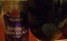 Haven't had this in ages… #youngs Double Chocolate #stout #supper #ale