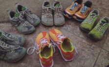The Fellowship of the #ZeroDrop My preciousesss #altra #ultrarunning #trailrunning #road #triathlon [instagram]