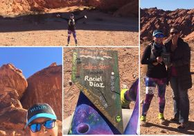 Another wonderful race by #calicoracing at a gorgeous location. I got my #CalicoSlam, too! #valleyoffire #nuunlife #trailrunning [instagram]