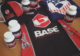 Will be kitted out for Ironman 70.3 Coeur D'Alene. Thanks BASE Performance! #triathlon #triathlete #racewithbase #baseperformance#probiotics #supplements #im703cda #believe [instagram]