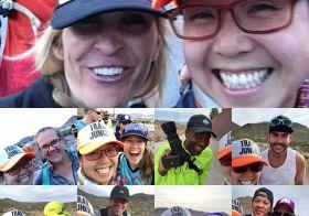 Selfies, German grapefruit beer, Bloody Marys, and oh, trail running!lol. Great fun at Trail Trashed. Thanks @tripledareruns [instagram]