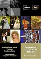 Seminar de iluminare in fotografia comerciala