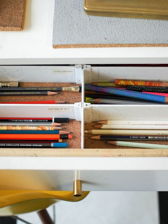 DIY TIPS FOR STUDY ORGANIZATION
