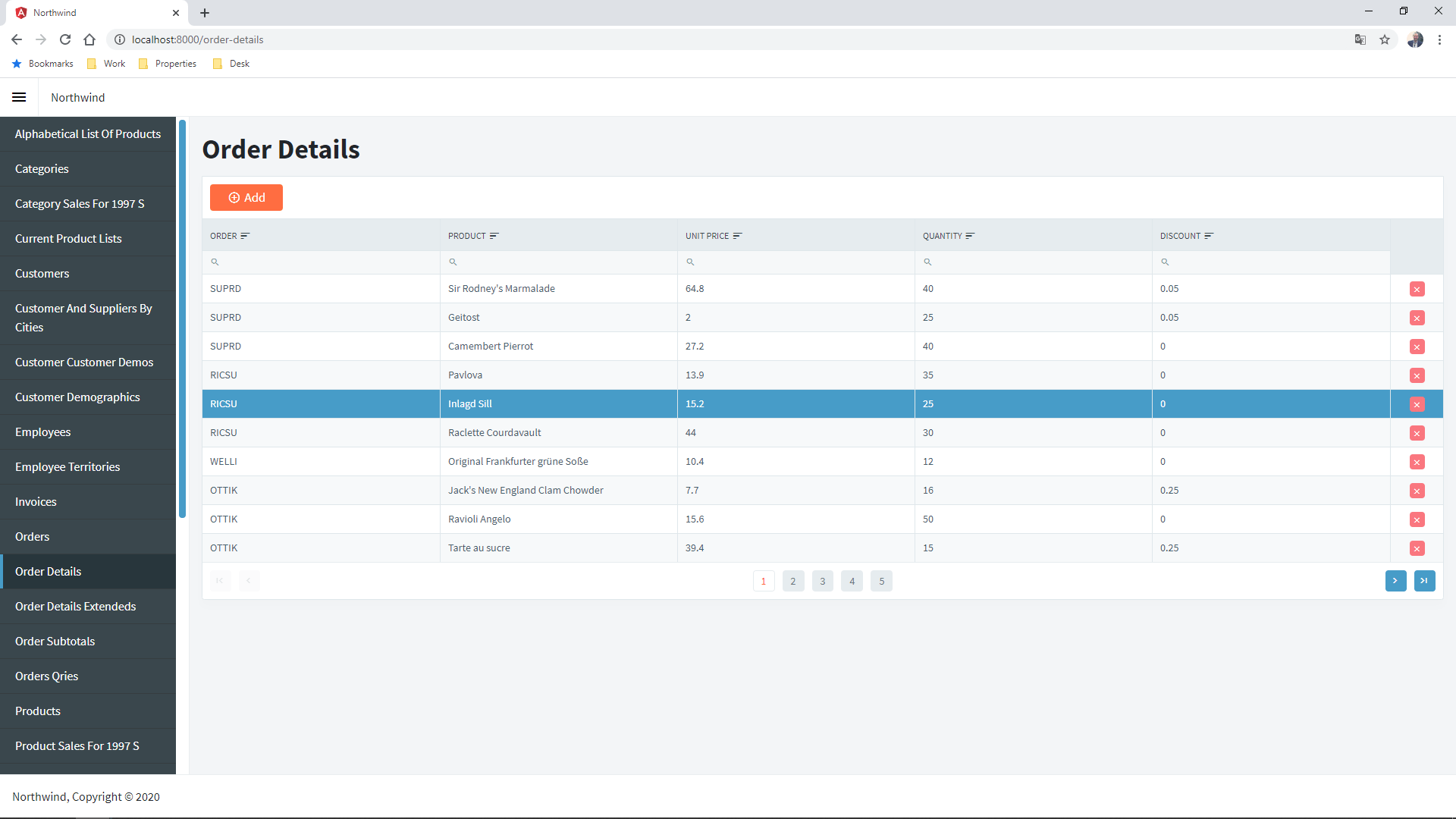 Connect To Microsoft Lightswitch Odata Service