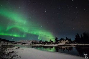 Story zum Foto – Teil 2: Polarlicht auf Island
