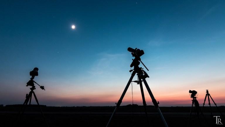 """20. April: Abwechslungsreich mit """"Deep-Sky""""-Fotografie"""