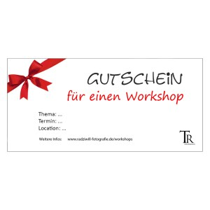 Gutscheinkarte – Individual-Workshop