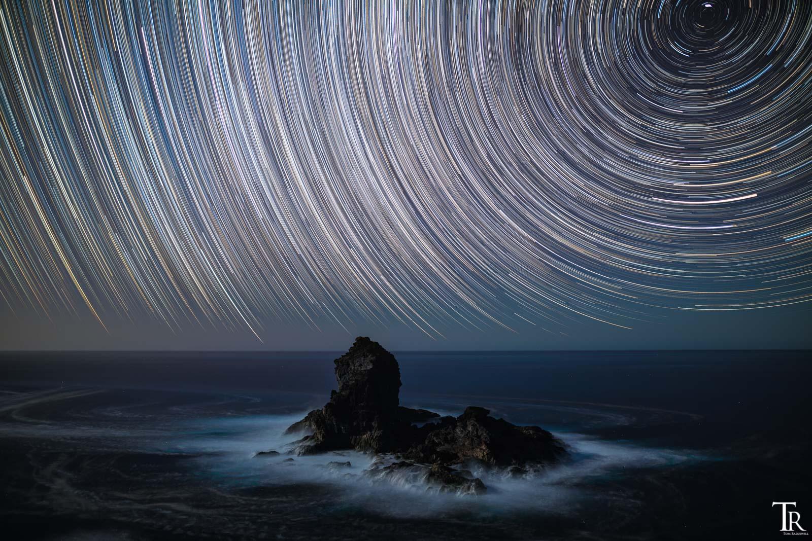 La Palma: Abenteuer Nachtfotografie an der Steilküste