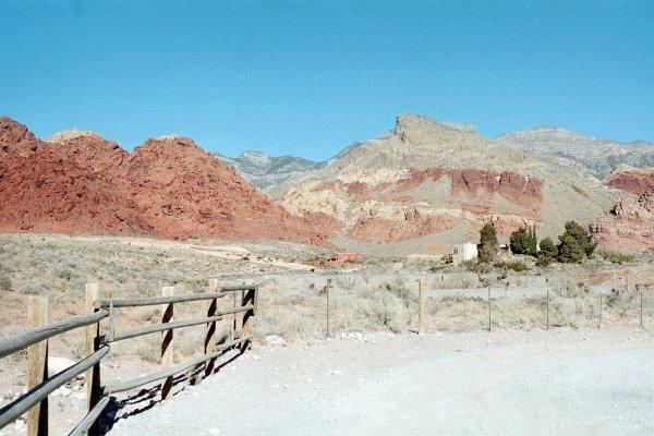 Calico Basin Red Rock Canyon