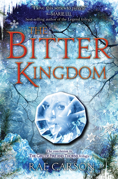 Cover art for The Bitter Kingdom