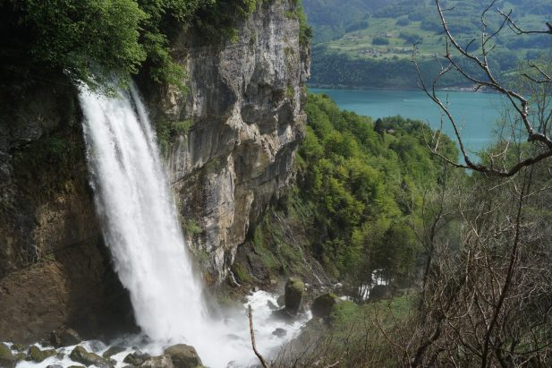 Seerenbach-Wasserfall, SG