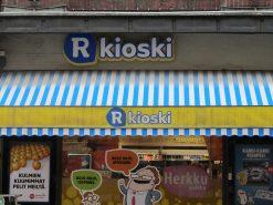 Kioski, Helsinki, FI